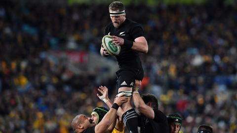 All Blacks drew