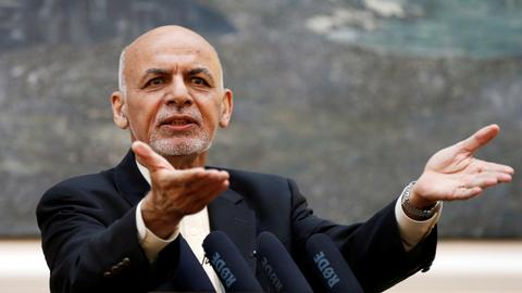 Afghanistan announces Muslim Eid holiday ceasefire with Taliban