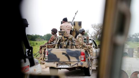 Militant attack kills at least 19 in northeast Nigeria