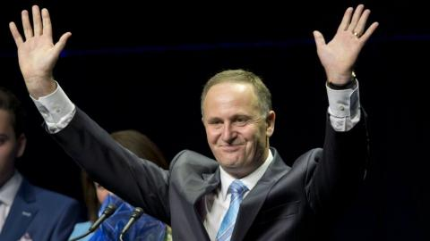 New Zealand PM cites