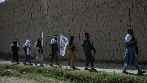 Taliban reject Afghan govt ceasefire offer