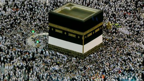 Muslim pilgrims gather at Mount Arafat for pinnacle of Hajj pilgrimage