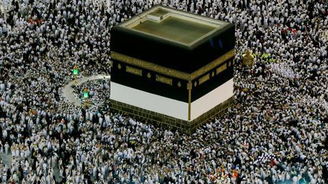 Muslim pilgrims gather at Mount Arafat for pinnacle of Hajj pilgrimage