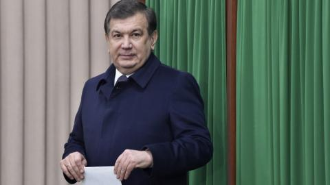 How will the presidential election change Uzbekistan's future?