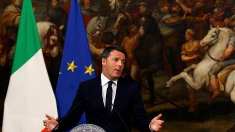 Italy's PM to resign after losing referendum