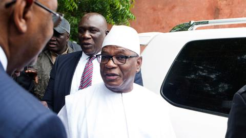 Mali's top court confirms Keita as presidential election winner