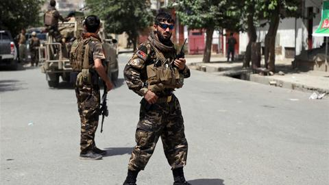 Afghan forces free most hostages taken in new Taliban attack