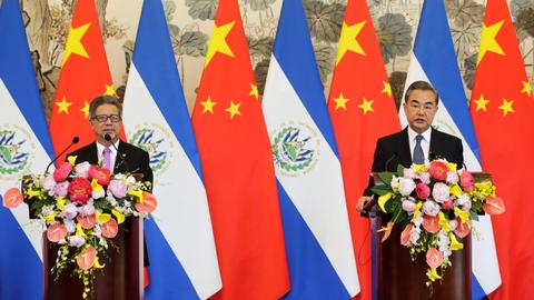 El Salvador, Taiwan break ties, further isolating Asian isle