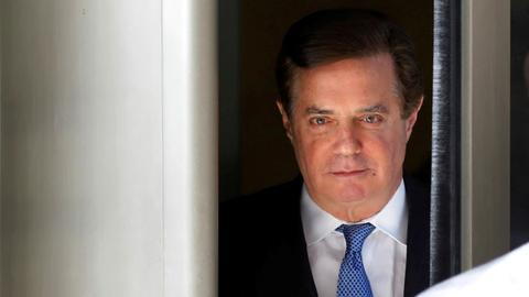 Trump former aide Manafort found guilty on eight charges