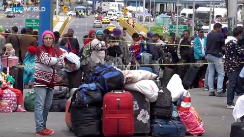 Ecuador, Peru tighten entry requirements for Venezuelan migrants