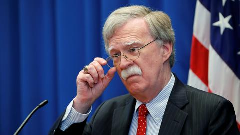 Bolton says warned Russian envoy against election meddling in 2018