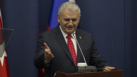 Turkey's PM says year-long halt in Russia ties