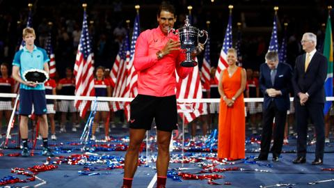 Rested Rafa seeks second straight US Open title