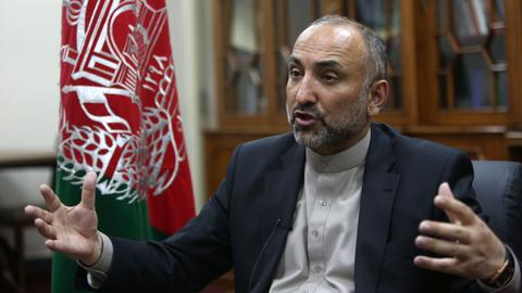 Afghanistan's four top security officials resign