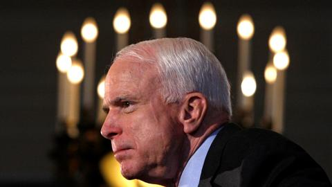 US Senator John McCain, ex-POW and political maverick, dead at 81