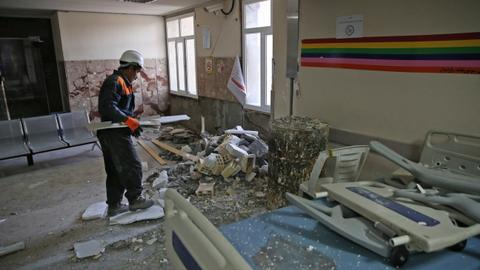 At least two people dead, 241 injured in 6.0 quake in western Iran
