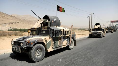 Attacks on Afghan security forces kill at least 27