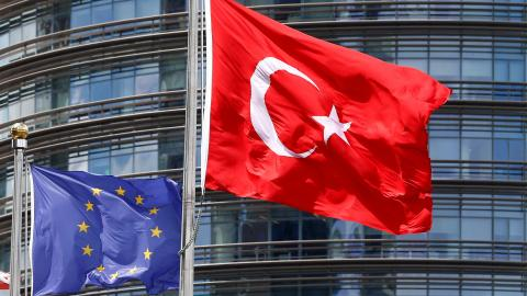 Turks sceptical about whether the EU matters