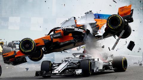 Vettel wins Belgian Grand Prix, gaining ground on Hamilton