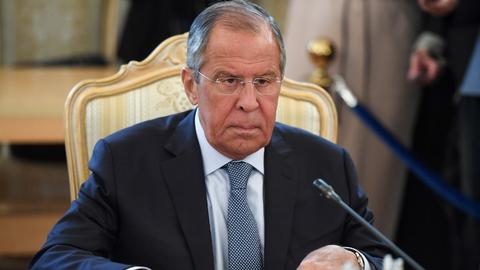 Russian foreign minister among long list of UN critics