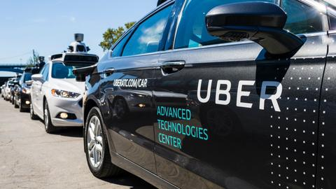Toyota to invest $500M in Uber for self-driving cars