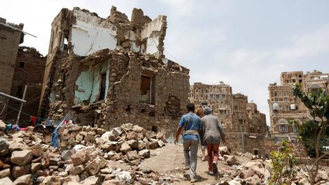 Saudi-led coalition may have committed war crimes in Yemen – UN