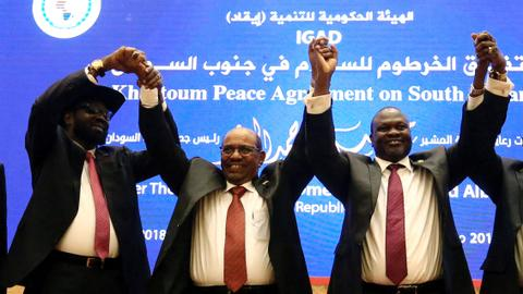 South Sudan rebel leader refuses to sign latest peace deal