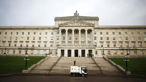 Protests planned as Northern Ireland matches no-government record