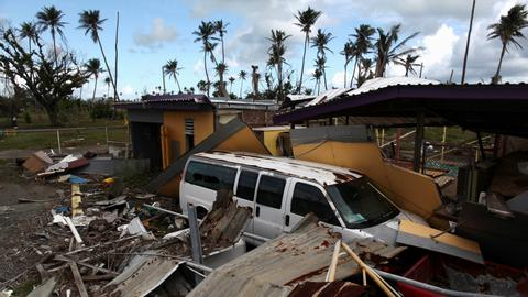 Nearly 3,000 deaths in Puerto Rico linked to Hurricane Maria