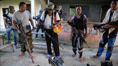 Night market bombing in Philippines kills 2, injures 37