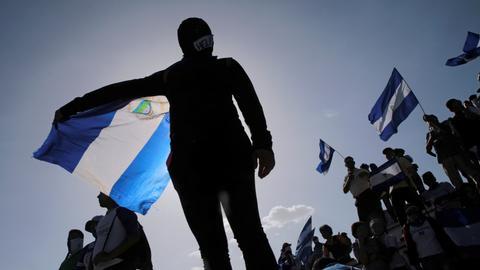 Ortega's Nicaraguan govt behind widespread repression, UN says