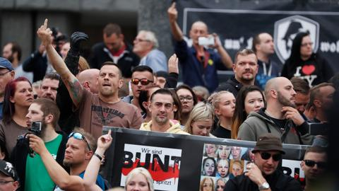 Is Germany's far-right wading into Nazi territory?