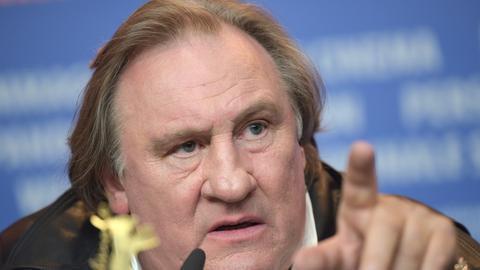 Young female actor accuses Gerard Depardieu of rape