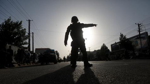 Roadside bomb kills 5 police in Afghanistan's Nangarhar