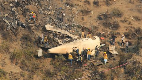 Pakistan to use DNA tests to identify plane crash victims
