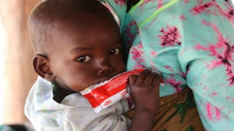 CAR children killed by malnutrition more than bullets
