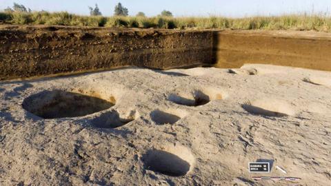 Village discovered in Egypt's Nile Delta predates pharaohs