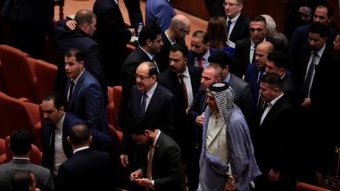 Iraqi Parliament fails to elect speaker in first session since May election