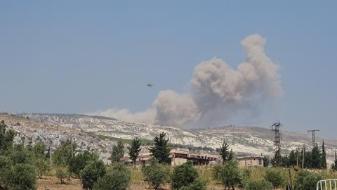 Civilians the only casualties in Russia, Syria's Idlib assault: war monitor