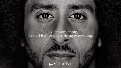 Kaepernick ad campaign could be a big win for Nike too