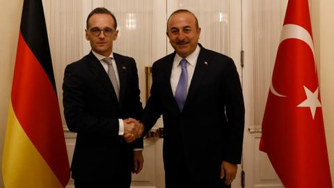 Turkey and Germany working hard to restore ties – Cavusoglu