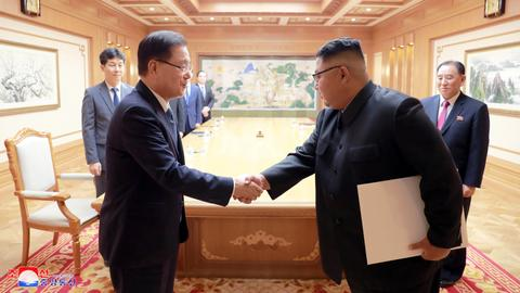 North, South Korea leaders to hold summit in September: Seoul