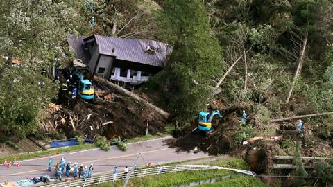 Earthquake in northern Japan kills at least eight on Hokkaido island
