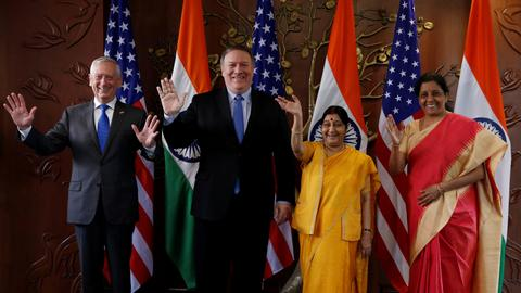 US, India discuss Iran oil imports