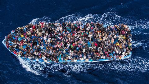 Between xenophobic rhetoric and human tragedy