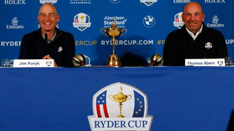 Poulter, Garcia, Casey and Stenson handed Europe Ryder Cup wildcards