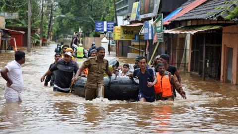 Farmers in India's Kerala fear more deadly floods