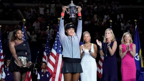 Osaka's Grand Slam dream proves a nightmare for Serena