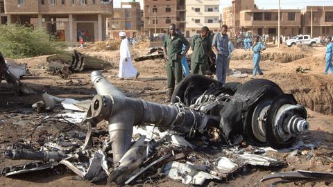 At least 17 killed in South Sudan plane crash
