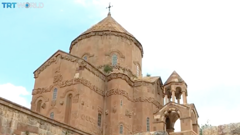 Historic Armenian church in Turkey opens its doors after three years